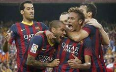 """Liga: Al Barcellona """"El Classico""""! Real piegato 2-1! #calcio # #liga # #barcellona # #real #madrid"""