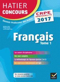 Micheline Cellier et Philippe Dorange - Français - Tome 1, Epreuve écrite…