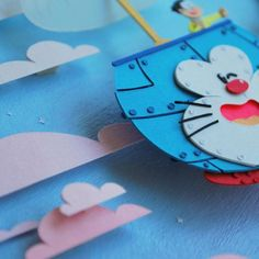 Small preview of my finished piece for the Doraemon/Fujiko Fujio tribute show opening this weekend at @qpopshop 's Q2 gallery! #qpop #qpopshop #Q2DoraemonArtShow #fujikofujio #Doraemon