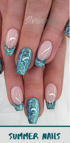 nageldesign muster I am inlove with these nails! Hot Nails, Swag Nails, Hair And Nails, Crazy Nails, Fancy Nails, Fabulous Nails, Gorgeous Nails, Crazy Nail Designs, Nail Tip Designs