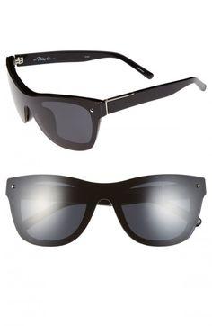 3 1 Phillip Lim Women's 54 5mm Modified Cat Eye Sunglasses | Glasses, Eyewear and Accessories