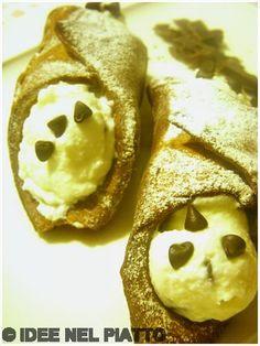 cannoli siciliani al cioccolato http://blog.giallozafferano.it/ideenelpiatto/cannoli-siciliani-al-cioccolato/