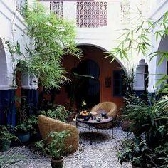 Escape to Marrakech
