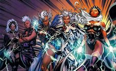 Here's my X-Men Evolutions variant cover. Of course Marvel asked me to do Storm , but really I would have been happy to do any of the characters listed. X-Men Evolutions Variant Storm Storm Comic, Storm Xmen, Storm Marvel, Comic Book Characters, Marvel Characters, Comic Character, Comic Books Art, Comic Art, Book Art