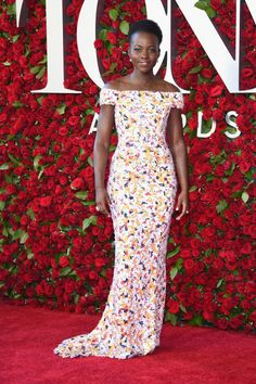 LUPITA NYONG'O | Tony Awards 2016