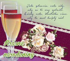 Priania k narodeninám a meninám 2 – pre potešenie duše Ale, Alcoholic Drinks, Place Cards, Place Card Holders, Tableware, Glass, Food, Dinnerware, Drinkware