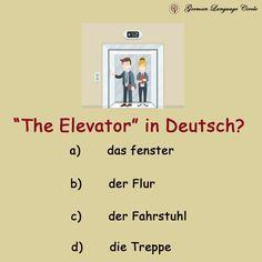 German Language Learning, Quiz, Learn German, Instagram, German Language, Germany