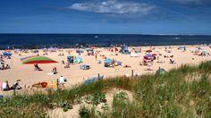 Najlepsze plaże w Polsce 2015, gdzie jechać nad morze Bałtyk, ceny