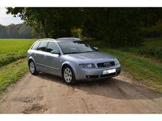 Audi A4 2,5 TDI Avant Quattro sehr gepflegter Zustand