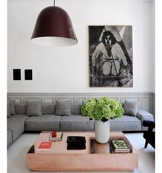 In the middle of flat hunting, dreaming of tall ceilings and large walls :) . . #elledecor #vogueliving #adrussia #interiores #interiör #interiør #interiordesign #minimalism #modernclassic #pietboon #josephdirand #paris #maison #howtospendit