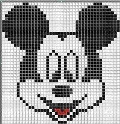 микки-Маус-рисунки-по-клеточкам.jpg 326×335 pixelov