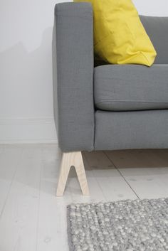 Designed legs for IKEA Sofas & Beds - IKEA Hackers