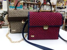 Crochet Bags, Louis Vuitton Damier, Purses And Bags, Pattern, Handmade, Crochet Purses, Hand Made, Crochet Clutch Bags, Patterns