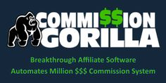 Commission Gorilla Pro/Account Review