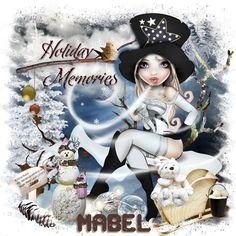 Mabel'Tags Creations: Tag nº 749 diciembre 2015