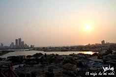 #Atardeceres difíciles de olvidar: este de #Cartagena de #Indias ha quedado impregnado a día de hoy en mi retina #CartagenaDeIndia #Colombia #Dust #Evening