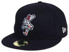 Cleveland Indians New Era MLB Wahoo Custom 59FIFTY Cap