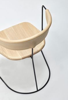 Bouroullec Brothers. MC9 Uncino A/B/C Chair – Mattiazzi
