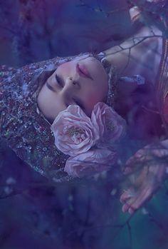 """""""Three wishes"""" from Vogue Portfolio with Natalija Latyseva"""