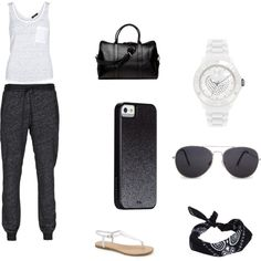 Tenue 2 by maanoondesmet on Polyvore featuring mode, VILA, iHeart, MIA, Nomadic, Ice-Watch, Case-Mate, MANGO and ASOS