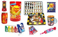 """During the 90´s the company also adopted a diversifiying strategy, launching to the market new products. The company knew the great value of its brand """"Chupa Chups"""" worldwide and discovered another business different of producing and selling just candies: the licensing. In this way, Chupa Chups created a own licensing department to exploit its well-known brand putting it on t-shirts, folders, pens, glasses, perfumes, board games, toys..."""