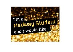 Universities at Medway Students' Association: Find out what's going on at the Medway campus!