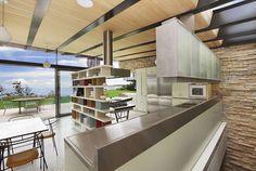 A fantastical kitchen.
