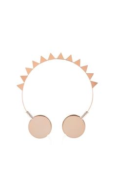 **Crown Headphones by Skinnydip - Gifts & Novelty - Bags & Accessories - Topshop