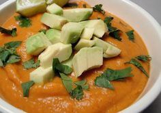 Recipe of the Day: Latin Sweet Potato Soup