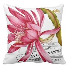 Pillow Cover Pastel Pink Peony Floral by JolieMarche on Etsy Throw Pillow Covers, Throw Pillows, Cushion Covers, Spring Home Decor, Pink Peonies, Fabric Painting, Home Decor Accessories, Decorative Pillows, Hot Pink