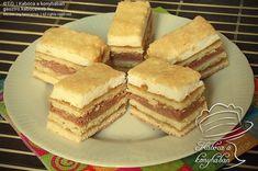 Próféta szelet Apple Pie, Tiramisu, Food And Drink, Baking, Ethnic Recipes, Cakes, Hungary, Cake Makers, Bakken
