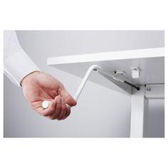Standing desk ergonomics business pinterest h lsa for Ikea assis stand bureau canada