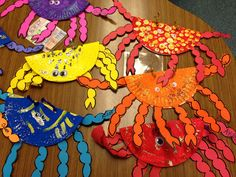 Little Miss Organized: Ocean Crabs!