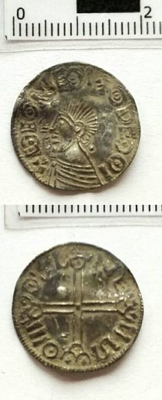 Viking age / Sigtuna imitation / New discovery in Finland 2016