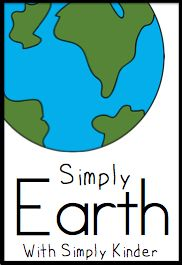 Earth Day for Kindergarten {Free Earth Day Activity} - Simply Kinder Pre K Activities, Earth Day Activities, Kindergarten Social Studies, Kindergarten Activities, Preschool, Primary Science, Science For Kids, Earth Day Video, Earth Day Information