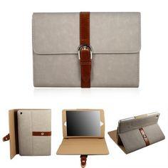 iPad Mini Leather Case - with Sleep/Wake and Multi-Angle Stand Feature (Gray) by KerBee's, http://www.amazon.com/dp/B00B134OIY/ref=cm_sw_r_pi_dp_cLojsb1GPGFDB