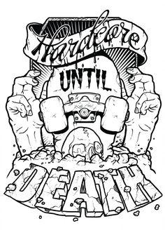 hardcore until death