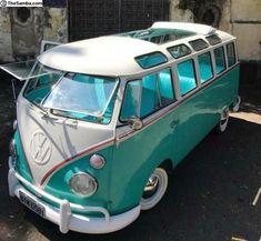 Volkswagen – One Stop Classic Car News & Tips Volkswagen Bus, Volkswagen Vintage, Beetles Volkswagen, Vw Vintage, Volkswagen Transporter, Volkswagon Van, Bus Camper, Vw Caravan, Campers