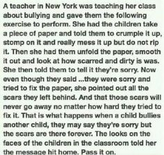 bullying lesson