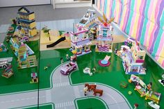 LEGO (Heartlake) City Playmat