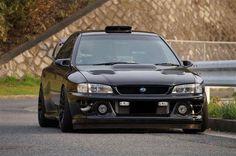 Modified MY99 Subaru Impreza WRX STi