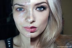 I really like this girl's blog. It's not all about makeup tips and tutorials, but instead she actually shares some bits of herself and is open to revealing who she is.  My Pale Skin: The Ugly Side of Beauty