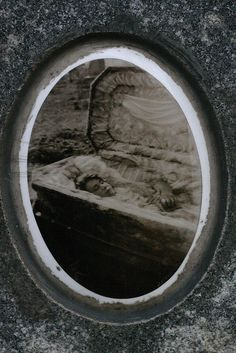 Julia Buccola Petta in 1927, exhumed after 6 years in the grave. Her mother had dreams where her daughter asked to be dug up... and it took years to get the Archdioscese to agree to it.  The photo is of her nearly pristine body, post-exhumation.