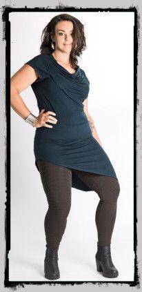 c2aa6b1472 Desert-dunes-tights-curvy-women-design Plus Size Alternative Clothing