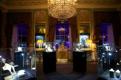 #BuccellatiOpera event at Spencer House, London, Britain on 21 Oct 2015.