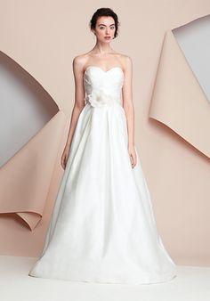 Check out this #weddingdress: Jules by Alyne by Rivini via iPhone #TheKnotLB from #TheKnot