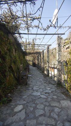 Paisaje senda fluvial río Arenterio Sidewalk, Scenery, Fotografia, Side Walkway, Walkway, Walkways, Pavement