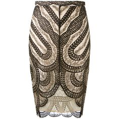 Lover Black Long Fine Lace Pencil Skirt and other apparel, accessories and trends. Browse and shop 1 related looks.