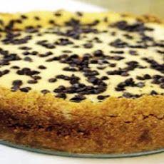 Chocolate Chip Cheesecake IV Recipe