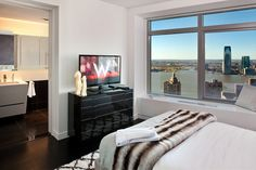 W Hotel Apartments, Financial District, Manhattan by The Corcoran Group, via Flickr